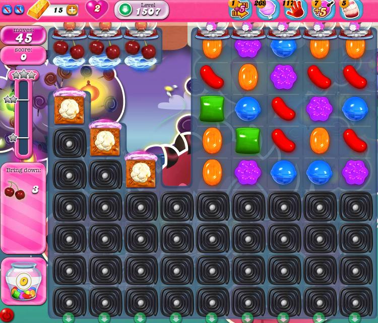 Candy Crush Saga 1507
