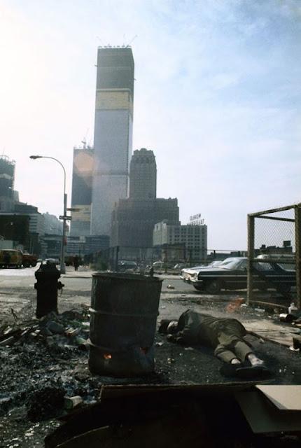 El lado menos glamoroso de Nueva York II