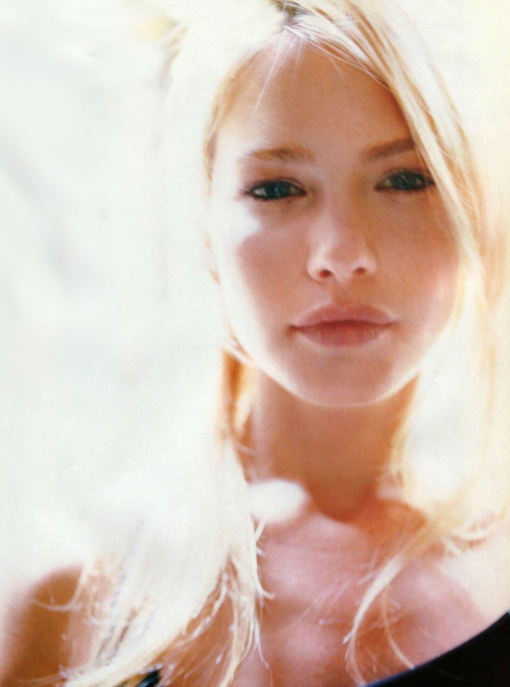 Vogue Italia 1997 (photography: Walter Chin)