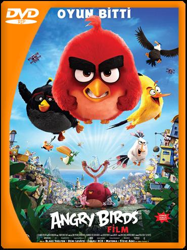 Angry Birds: La Pelicula (2016) DVDRip Latino