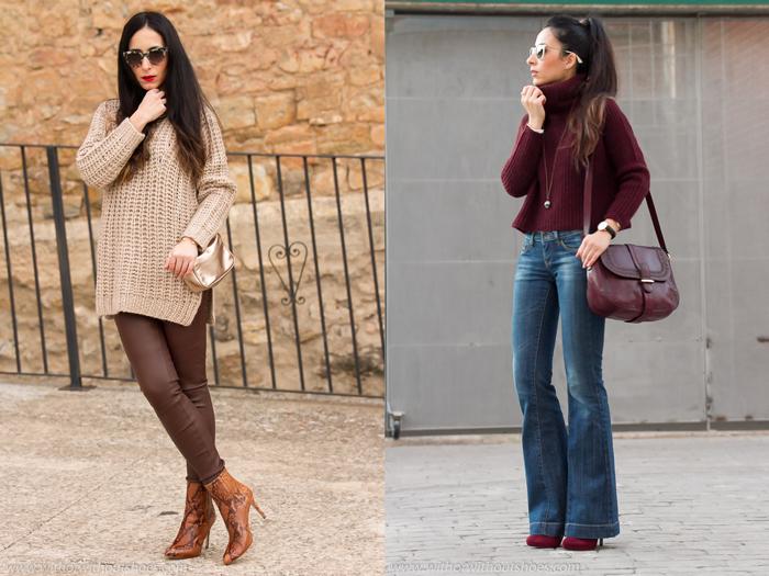 Tendencias actuales de moda bootcut jeans