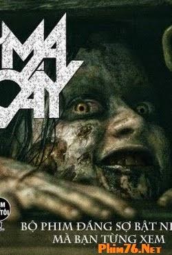 Ma Cây 2013   Evil Dead
