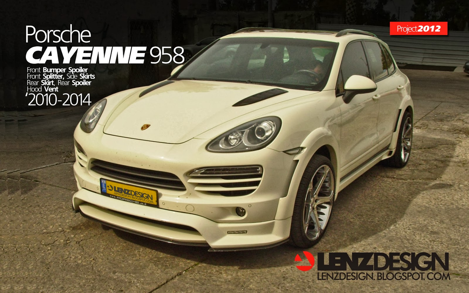 porsche cayenne 958 tuning lenzdesign performance wide body kit car tleog. Black Bedroom Furniture Sets. Home Design Ideas