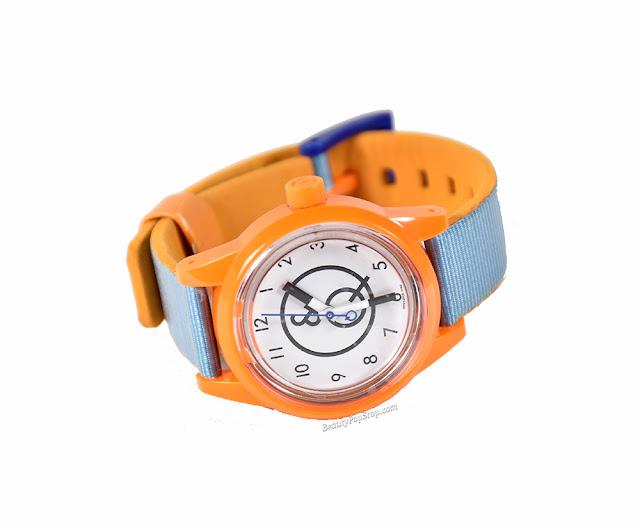 q&q smilesolar mini watch