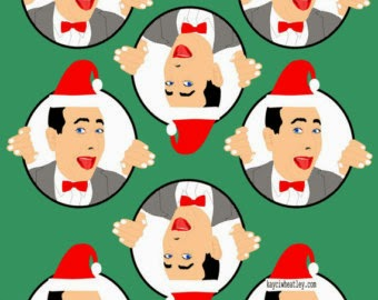 It's Not Christmas Without Pee-Wee Herman! - Ann Again and again