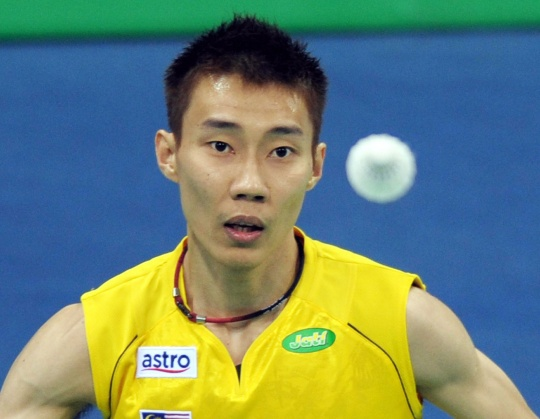 Final Djarum Indonesia Open 2013 mempertemukan antara Lee Chong Wei