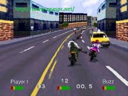 Download Road Rash 1 PS1 ISO For PC Full Version ZGASPC