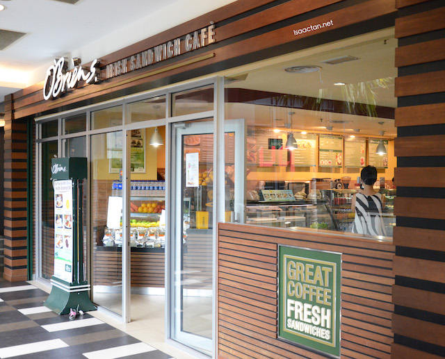 O'Briens Irish Sandwich Cafe, Publika Shopping Gallery