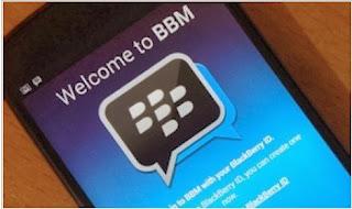 Handset Android Tidak Kompatible Untuk BBM