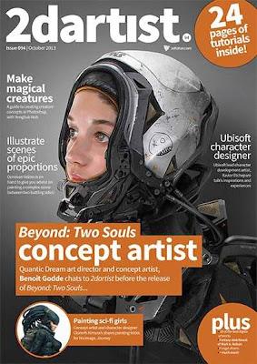 2D Artist Magazine Issue 94 October 2013