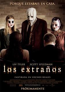 VER Los extraños (2008) ONLINE LATINO