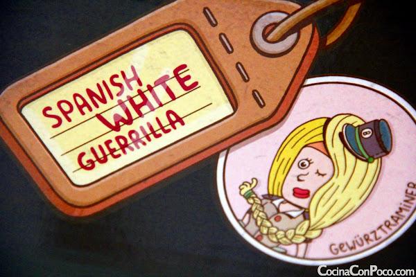 Spanish White Guerrilla - Maetierra