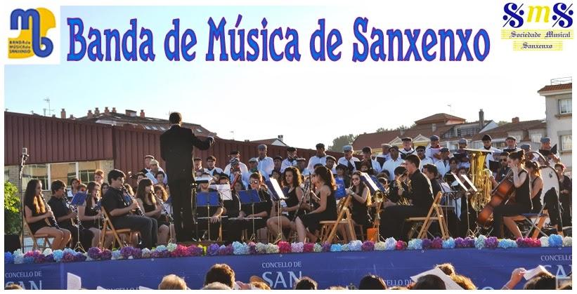 BANDA DE MÚSICA DE SANXENXO