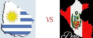 uruguay vs peru copa america 2011, luis suarez goal against peru copa america 2011