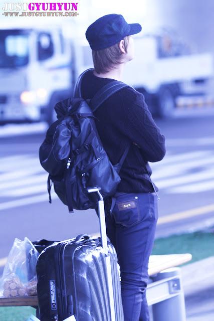 Foto terbaru Kyuhyun 7
