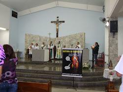 PARÓQUIA SÃO PEDRO E SÃO PAULO - MISSA DIOCESANA DA SOBRIEDADE