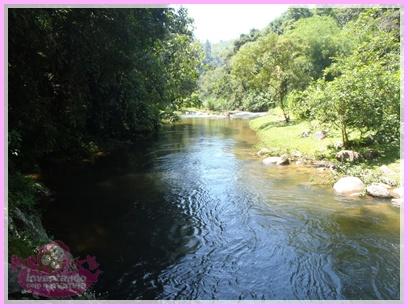 Piscina Natural em Maringá em Visconde de Mauá