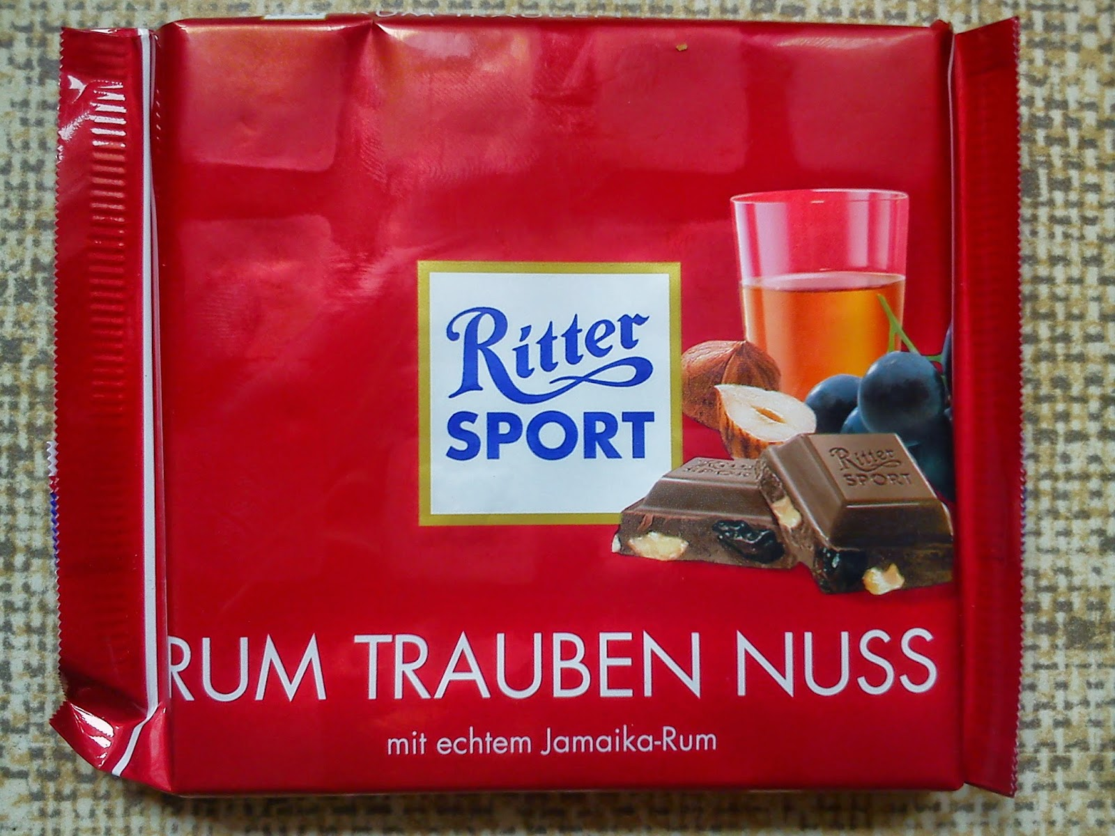 mi o niczka s odyczy ritter sport rum trauben nuss mit. Black Bedroom Furniture Sets. Home Design Ideas