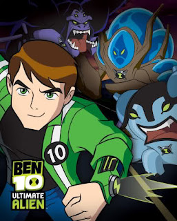 capa Download – Ben 10: Supremacia Alienígena 2ª Temporada S02E03E04 – SDTV