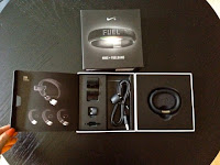nike fuel band packaging