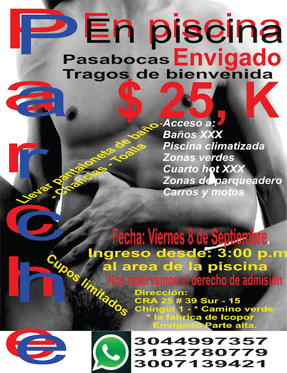 Parche en Piscina - ENVIGADO - ANT.......