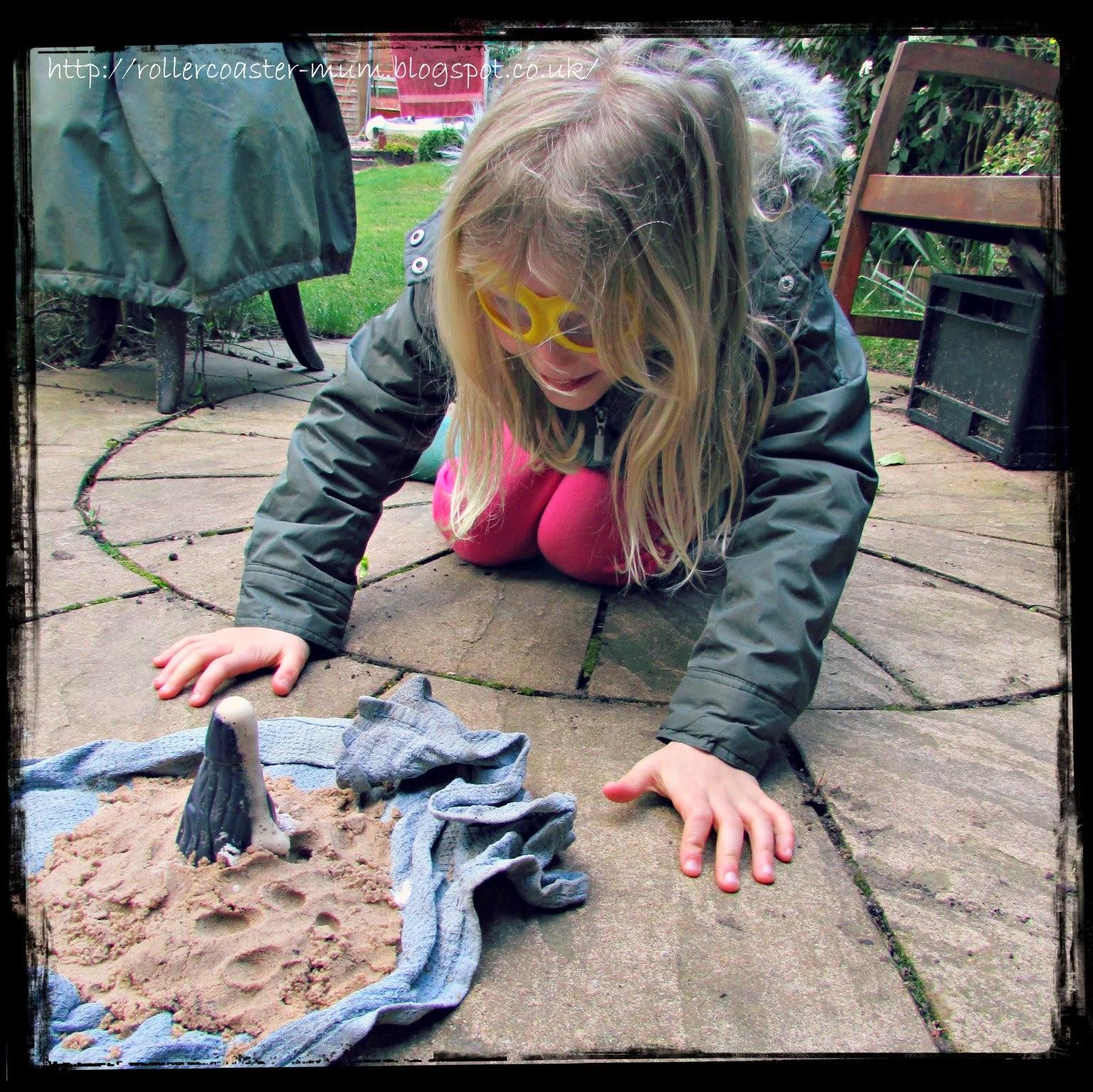 Volcano - Explosive Experiments