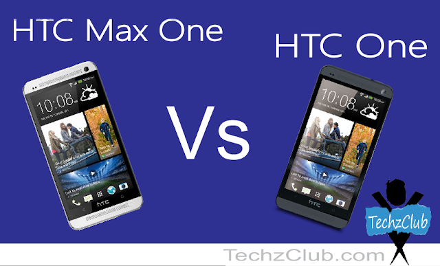 HTC One Max Vs HTC One