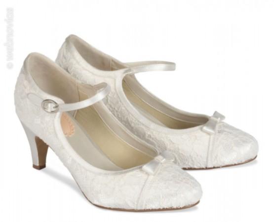 weddycaroline rico: zapatos de novia para el invierno