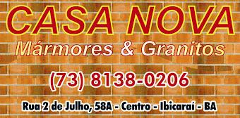 CASA NOVA - MÁRMORES E GRANITOS
