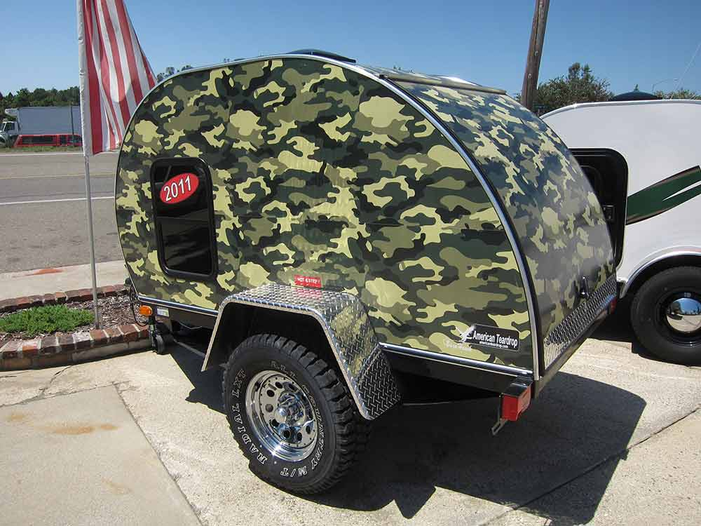 OffRoad Teardrop Trailers Sale
