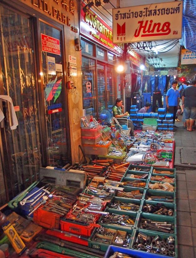 Khlong Tom Maket