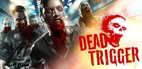 Dead Trigger for android google play iOS ipad, play games, download game