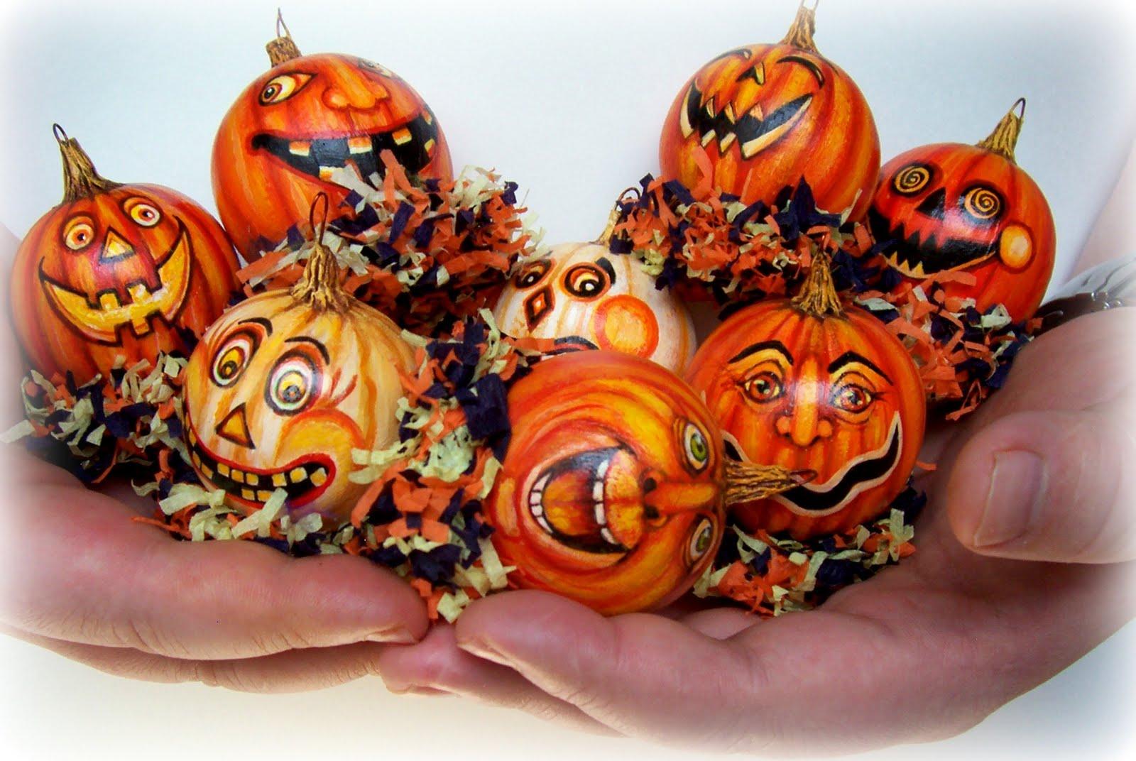 Light And Shadow Studio Plethora Of Pumpkins