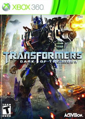 Transformers 3 Xbox 360