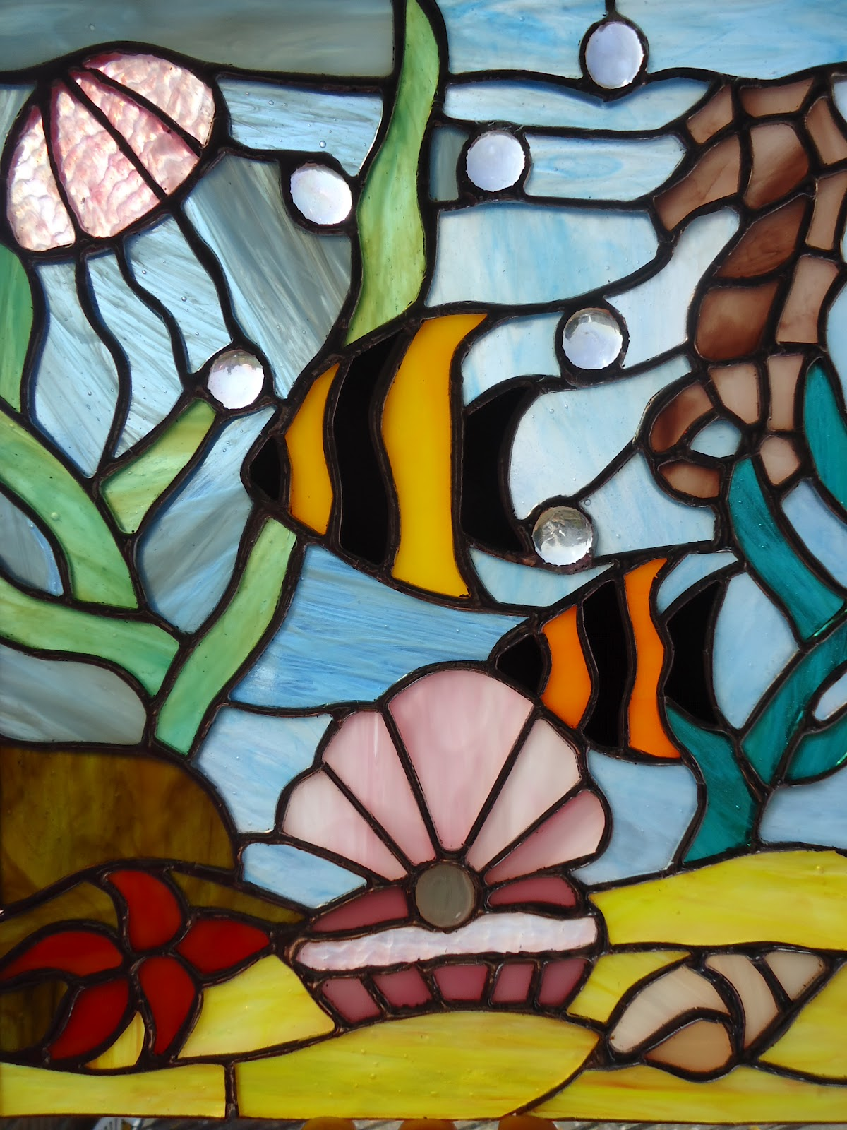 Stained Glass Art : Faithsbizzar stained glass art
