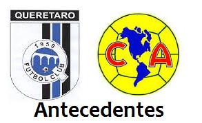 Seguir en vivo Querétaro vs América :: Ronaldinho vs América