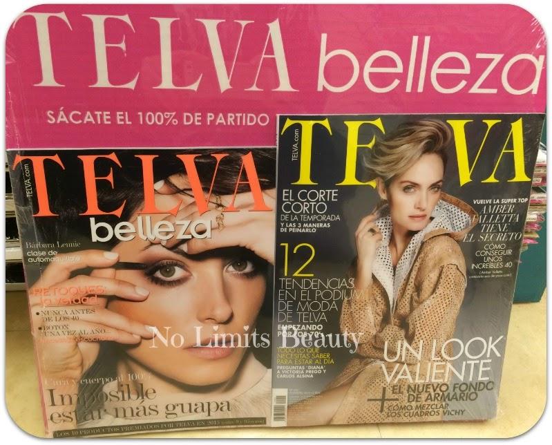 Regalos revistas Febrero 2015: Telva