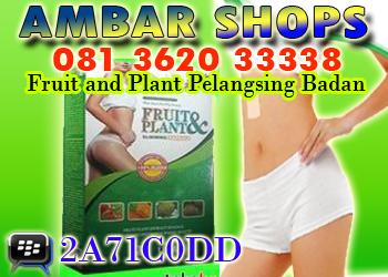 Fruit and Plant Obat Pelangsing Tubuh | Pelangsing Badan | Penurun Berat Badan, Obat Fruit and Plant Asli DEPKES Alami <100%HERBAL> Obat Diet..