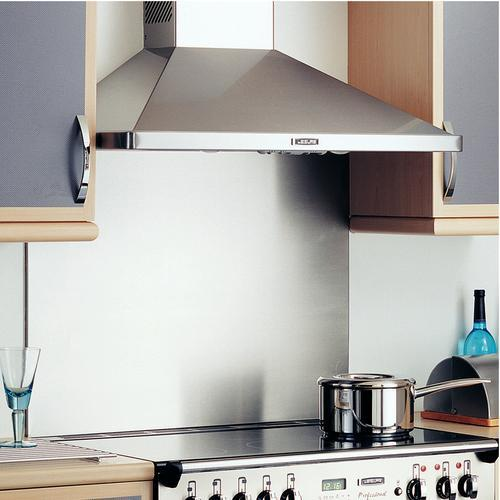 Cooker Splashbacks Stainless Steel
