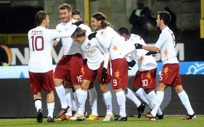 Bologna 0 - 2 AS Roma (3)
