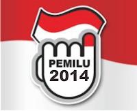 gambar pemilihan umum/ pemilu tahun 2014