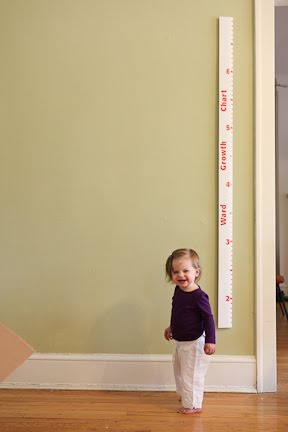 Presserfoot Diy Growth Chart