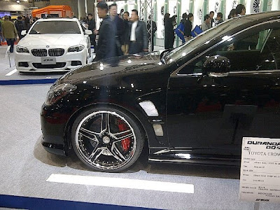 best car Tokyo Auto Salon 2012 show
