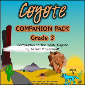 Coyote Companion Pack
