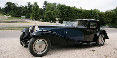 Bugatti Royale Kellner Coupe – 1931