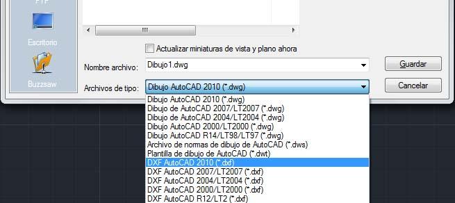 Exportar modelos 3d de autocad recursos interior for Archivos de cad