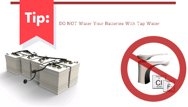 Battery Watering Advice - From The Experts