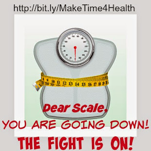 Don't Let the Scale Run Your Life