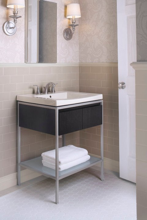 The bath showcase small bathroom solutions for Compact bathroom solutions