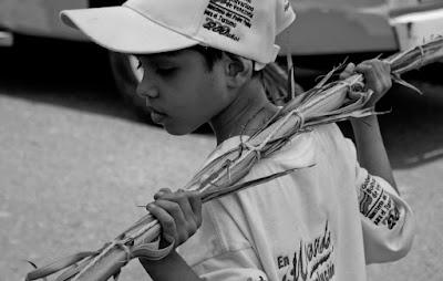 """De la serie """"Gente que he visto"""" de José Alberto Alegría Manrique, Gente, Venezuela, Blanco y Negro"""